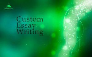 easy custom essay writing