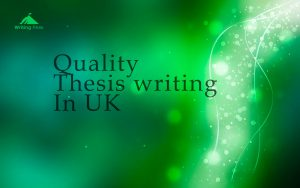 thesis writing in uk photo
